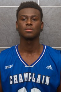 TJ Umar - Men's Basketball