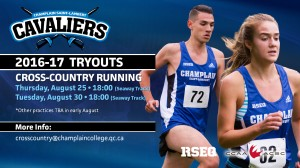 2016 CCR Tryouts