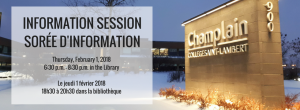 Info Session - W18 - Banner