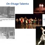 On-stage Talents