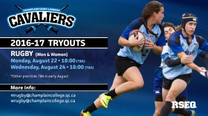 2016 RUG Tryouts
